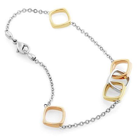 Фото«RG-3586»Женский золотой браслет на руку
