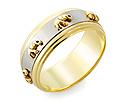 Обручальные кольца оригинальные; Код: GZ-7770; Вес: 5.75г; 17250р.