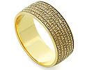 Венчальные кольца; Код: SD-4889; Вес: 10.18г; 0р.