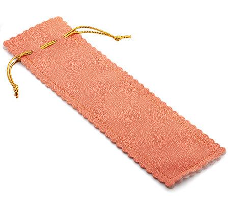 Фото«UL-1430»Упаковка для серебряных ложек - подарочный мешочек