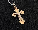 Кресты и крестики мужсике и женские; Код: UV-1005b-111; Вес: 1.11г; 3100р.