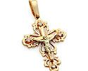 Кресты и крестики мужсике и женские; Код: UV-20284963; Вес: 2.35г; 15750р.