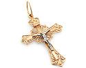 Кресты и крестики мужсике и женские; Код: UV-20285613; Вес: 4.45г; 10000р.