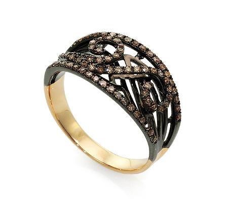 Фото«UV-20285848» Кольцо с бриллиантом
