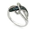 Кольца с бриллиантом; Код: UV-20285882; Вес: 3.46г; 0р.