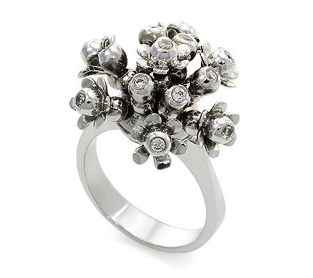 Фото«UV-20285898» Кольцо с бриллиантом