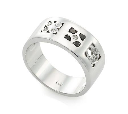 Фото«UV-20285900» Кольцо с бриллиантом