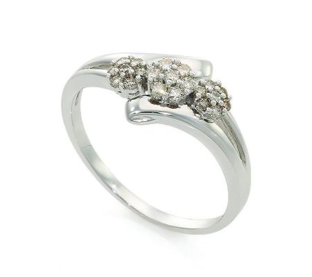 Фото«UV-20285910» Кольцо с бриллиантом