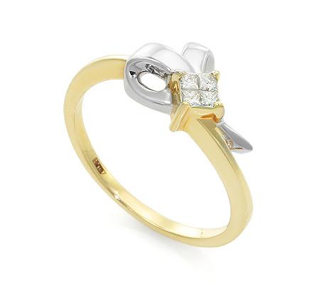 Фото«UV-20285936» Кольцо с бриллиантом