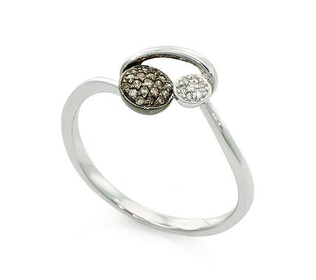 Фото«UV-20285975» Кольцо с бриллиантом