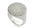 Кольца с бриллиантом; Код: UV-20285976; Вес: 11.1г; 0р.