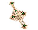 Кресты и крестики мужсике и женские; Код: UV-20286549; Вес: 9г; 21300р.