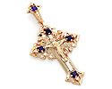 Кресты и крестики мужсике и женские; Код: UV-20286552; Вес: 8.97г; 21300р.