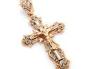 Кресты и крестики мужсике и женские; Код: UV-20308105; Вес: 27.78г; 75000р.