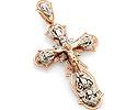 Кресты и крестики мужсике и женские; Код: UV-20308113; Вес: 15.74г; 42500р.