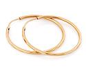 Серьги кольцами «Конго»; Код: GZ-6592; Вес: 2.55г; 0р.