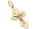 Кресты и крестики мужсике и женские; Код: VL-4778; Вес: 2.56г; 0р.