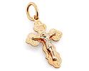 Кресты и крестики мужсике и женские; Код: VL-9610; Вес: 1.11г; 0р.