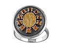 Кольца на заказ; Код: VM-701; Вес: 6.1г; 10600р.