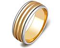 Обручальные кольца парные; Код: ZG-20001; Вес: 8.26г; 0р.