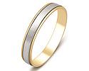 Обручальные кольца парные; Код: ZG-20004; Вес: 4.3г; 0р.