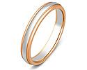 Обручальные кольца парные; Код: ZG-20005; Вес: 5.56г; 0р.