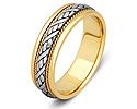 Обручальные кольца парные; Код: ZG-20007; Вес: 5.29г; 0р.