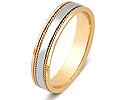 Обручальные кольца парные; Код: ZG-20009; Вес: 4.77г; 0р.