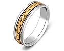 Обручальные кольца парные; Код: ZG-20018; Вес: 5.42г; 0р.