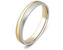 Обручальные кольца парные; Код: ZG-20019; Вес: 3.88г; 0р.