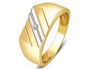 Кольца; Код: ZG-2031; Вес: 4.46г; 0р.