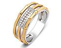 Обручальные кольца с бриллиантами; Код: ZG-30013; Вес: 4.93г; 0р.