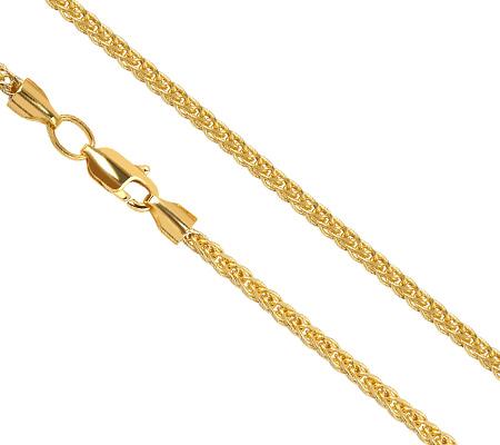Фото«ZG-4005»Женская цепочка из жёлтого золота