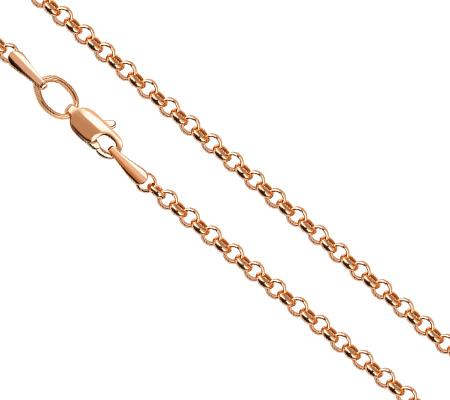 Фото«ZG-4009»Женская цепочка из красного золота