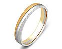 Обручальные кольца оригинальные; Код: ZG-50006; Вес: 2.28г; 0р.
