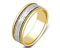 Обручальные кольца оригинальные; Код: ZG-50007; Вес: 6.45г; 0р.