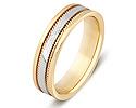 Обручальные кольца оригинальные; Код: ZG-50010; Вес: 3.71г; 0р.