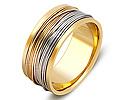 Обручальные кольца оригинальные; Код: ZG-50011; Вес: 6.39г; 0р.
