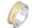 Обручальные кольца оригинальные; Код: ZG-50015; Вес: 5.12г; 0р.