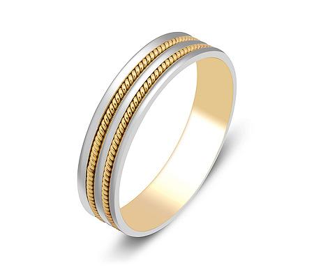 Фото«ZG-50018» Обручальное кольцо