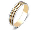Обручальные кольца оригинальные; Код: ZG-50018; Вес: 4.55г; 0р.