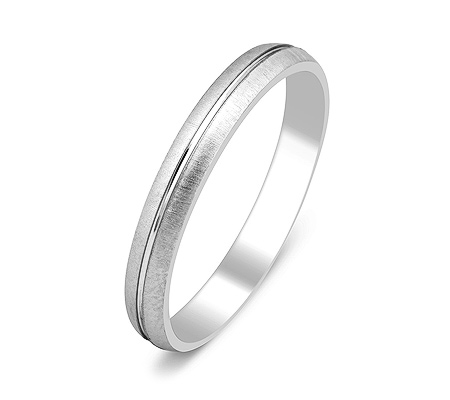 Фото«ZG-50020» Обручальное кольцо