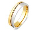 Обручальные кольца оригинальные; Код: ZG-50029; Вес: 6.59г; 0р.