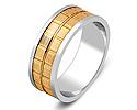Обручальные кольца оригинальные; Код: ZG-50030; Вес: 5.76г; 0р.