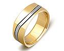 Обручальные кольца оригинальные; Код: ZG-50034; Вес: 7.15г; 0р.