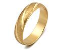 Обручальные кольца оригинальные; Код: ZG-50035; Вес: 2.63г; 0р.