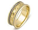 Обручальные кольца оригинальные; Код: ZG-50038; Вес: 4.67г; 0р.