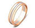 Обручальные кольца оригинальные; Код: ZG-50041; Вес: 3.71г; 0р.