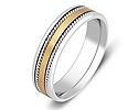 Обручальные кольца оригинальные; Код: ZG-50048; Вес: 4.3г; 0р.