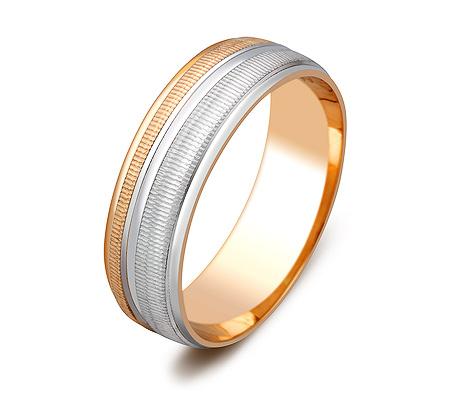 Фото«ZG-50051»Обручальное кольцо из красного золота